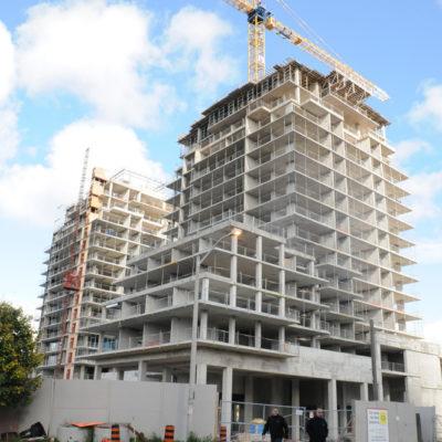 Grand Genesis Under Construction